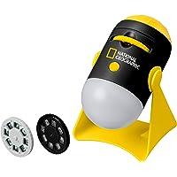 National Geographic 9105600 Mini projector voor het projecteren van 24 beelden over astronomie inclusief geïntegreerd…