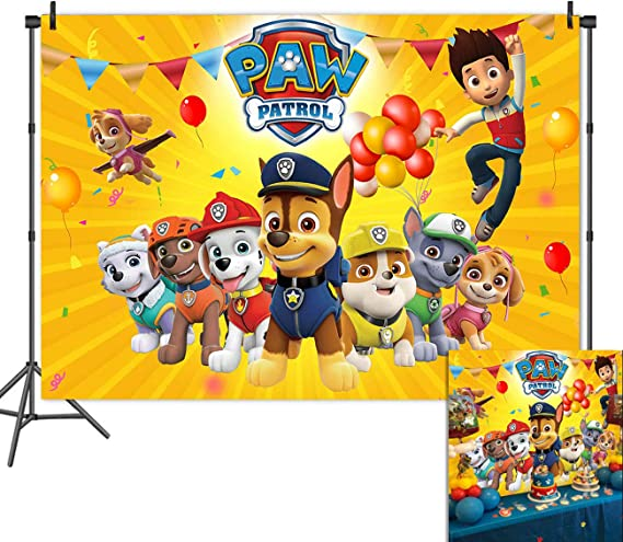 Children Birthday Box Party Box,sweets Box for Kids Birthday Party Supplies Baby Shower Party Favors Bsstr 12PCS Paw Dog Patrol Candy Box