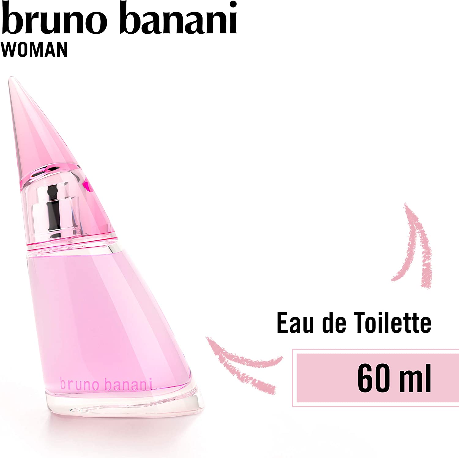 Bruno Banani Pure Woman EDT 60ml