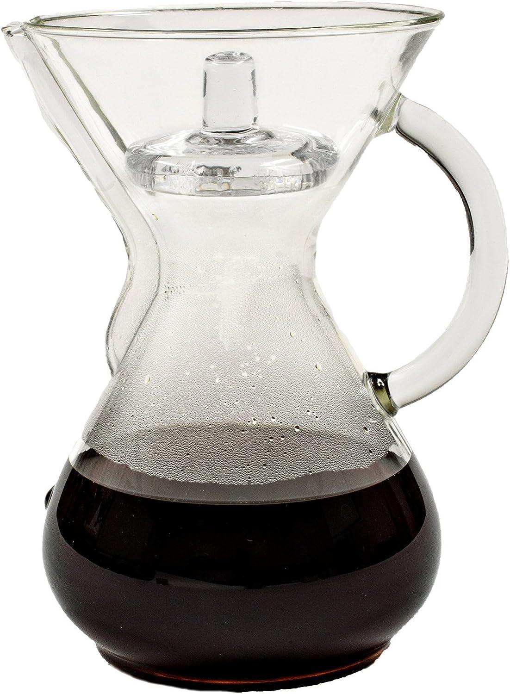 Tanors - Funda de cristal para cafetera Chemex: Amazon.es: Hogar