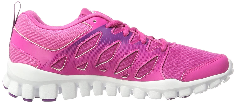 Reebok Girls Realflex Train US5.5 Pink