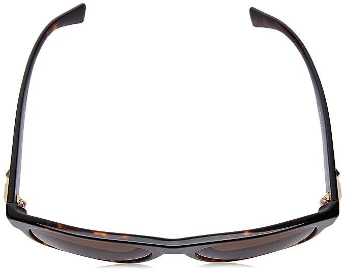 1d08f770380341 VERSACE Men s 0VE4346 108 73 57 Sunglasses, Havana Brown  Amazon.co.uk   Clothing