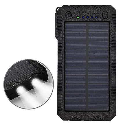 Amazon.com: TRONOE - Funda de carga portátil de 12000 mAh ...