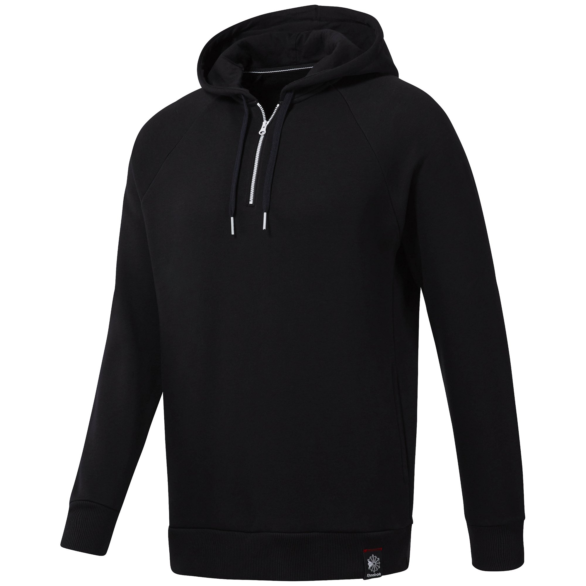 Reebok Active Chill 1/2 Zip, Black, Small