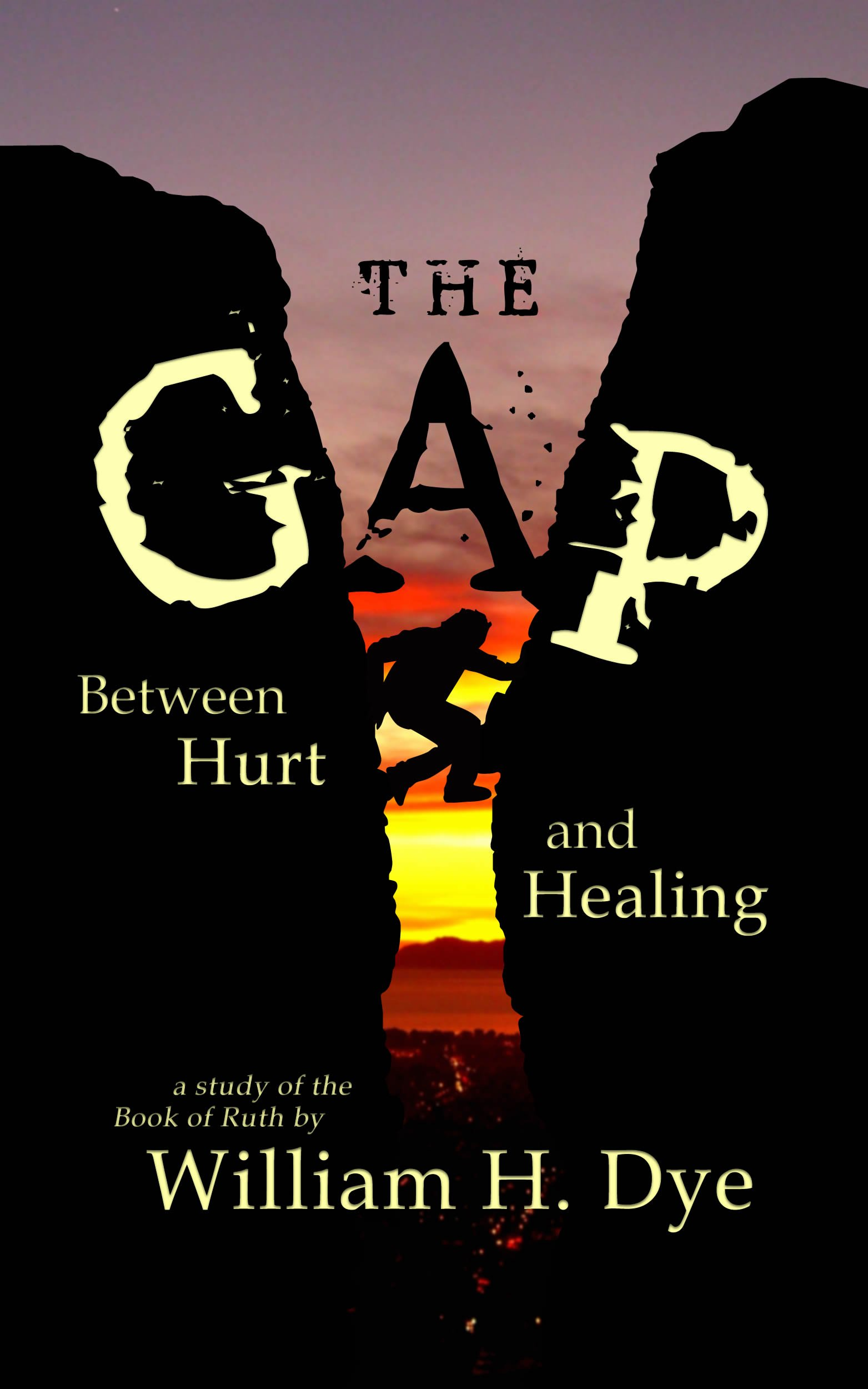 Read Online The Gap: Between Hurt and Healing PDF