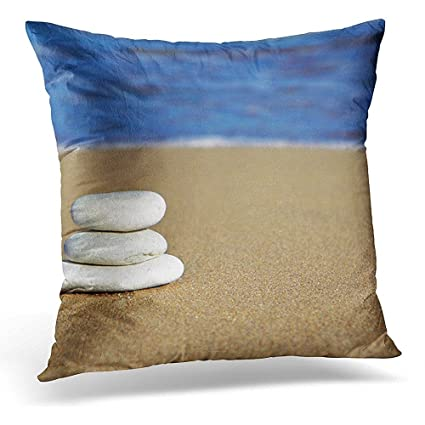 Amazon Throw Pillow Cover Large Beach Themed Decorative Pillow Amazing Beach Themed Decorative Pillows