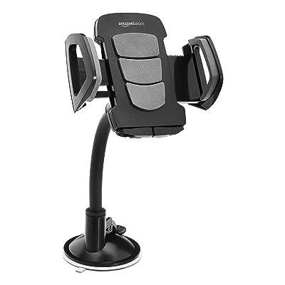 Basics Universal Smartphone Holder for Car Windshield