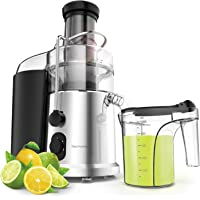 Elechomes CJ901 900W Wide Mouth Centrifugal Juicer