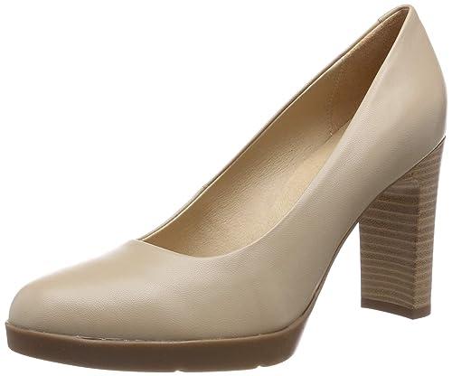 Geox D ANNYA High A, Zapatos de Tacón para Mujer