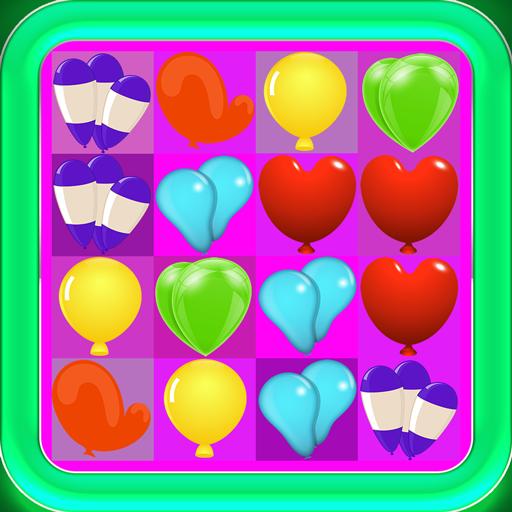 Balloon Match 3 Popper]()