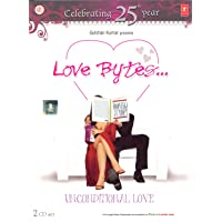 Love Bytes... Unconditional Love -(Audio CD/Hindi Music/Love Songs/Soundtrack/Indian Music/Foreign Music)