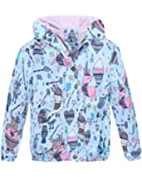 Amazon.com: Jingle Bongala Girls Lightweight Jacket Coat Outwear ...