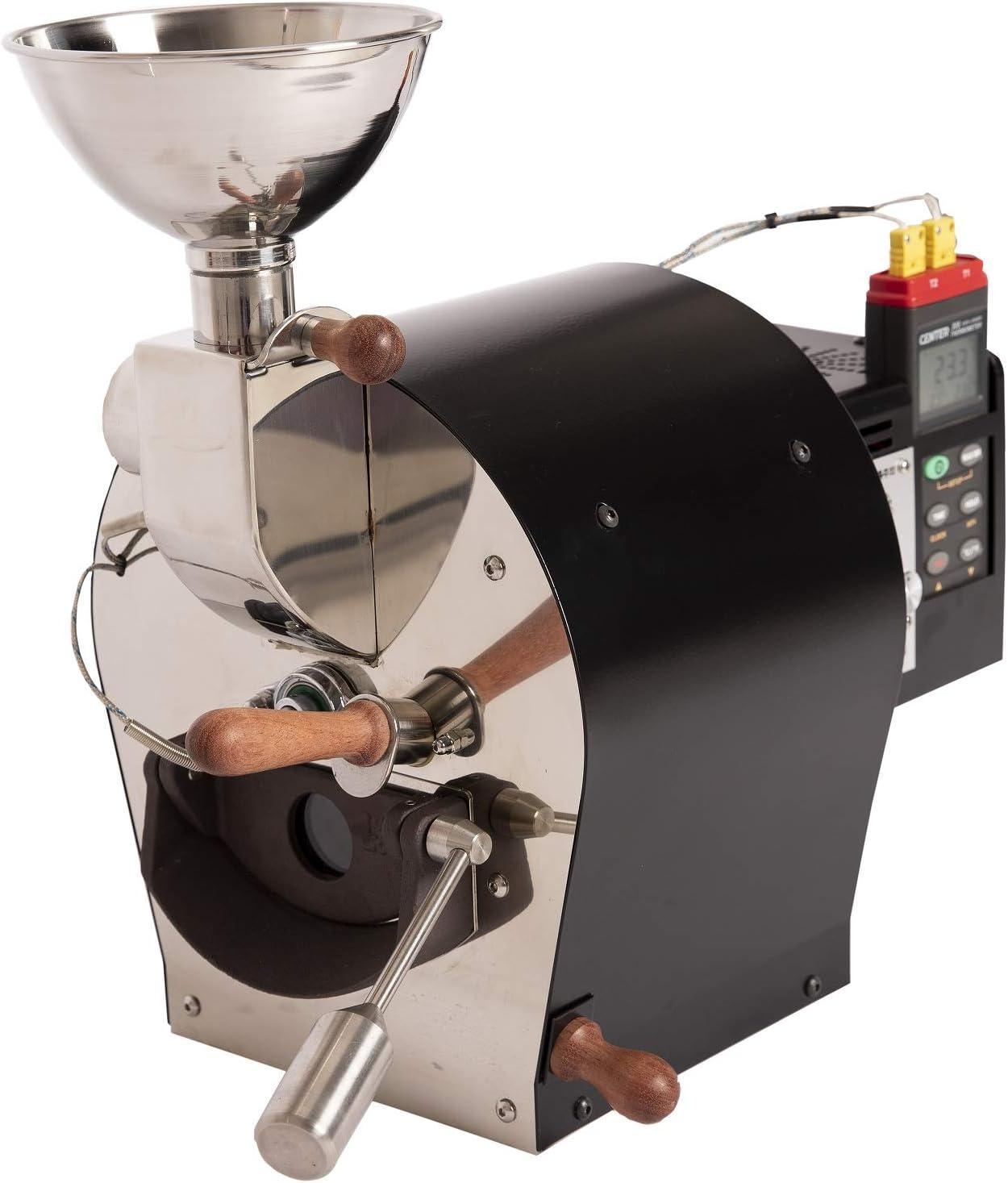 BOCABOCA Coffee Bean Roaster Cooler Grinder 250 Roasting Machine Home Cafe Nuts
