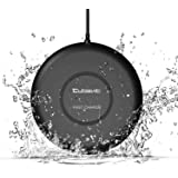Cubevit [IPX5 Waterproof] Fast Wireless Charger, 7.5W Qi Fast Wireless Charging Pad for Apple iPhone X 8 8 Plus, 10W Fast Charge for Samsung Galaxy S9 S9 Plus Note 8/5 S8 S8 Plus S7 Edge S6 Edge Plus