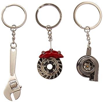 4 piezas auto Set de regalo - Rotor giratorio de Turbo ...