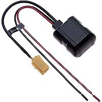 6-Pin Coche Módulo Bluetooth Adaptador de Música Inalámbrica