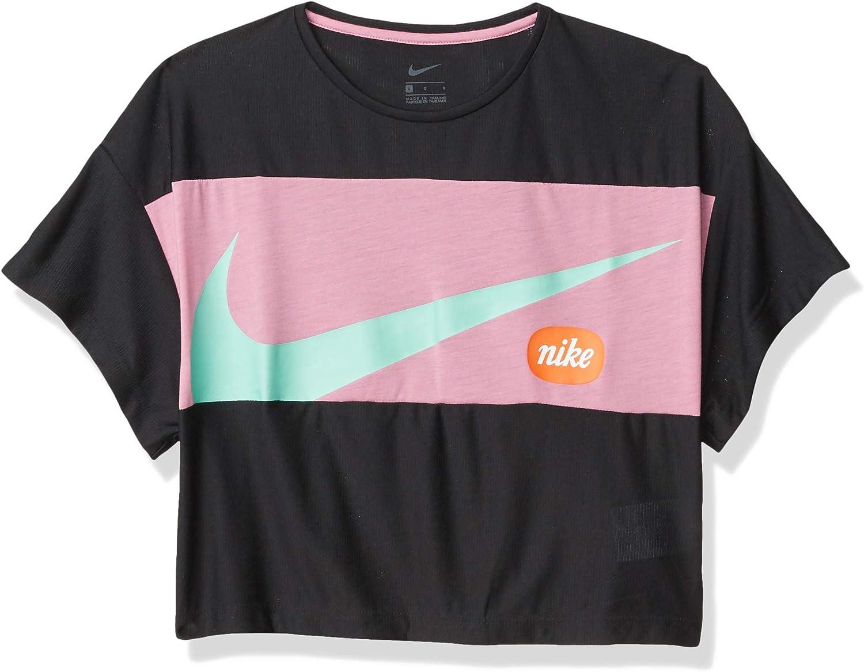 Nike G NK Top SS Jdiy T Shirt Fille: : Sports et