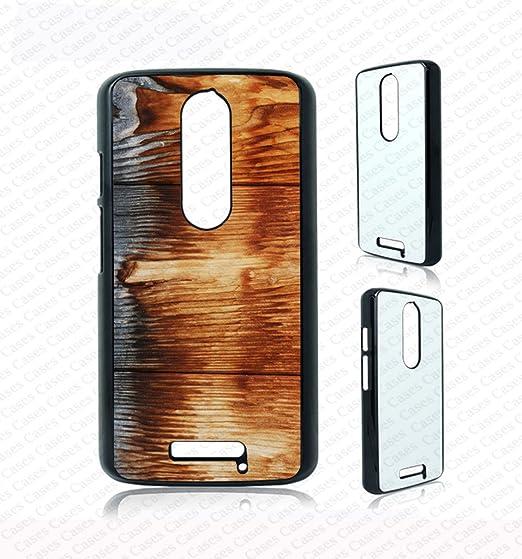 Krezy Case burnt wood Moto X3 Case, moto X3 Cover, cute moto X3 Cases