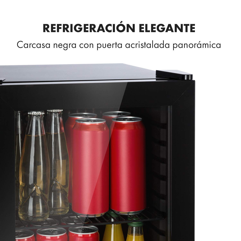 KLARSTEIN Harlem Minibar Mininevera - refrigeración por compresión ...