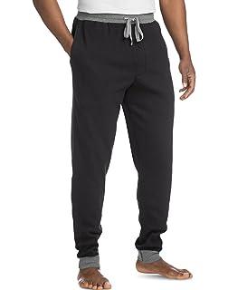 Homme taille unique Hanes Bas de pyjama