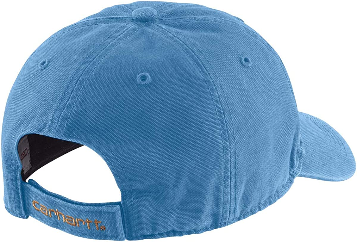 Carhartt Men's Baseball Cap French Blue
