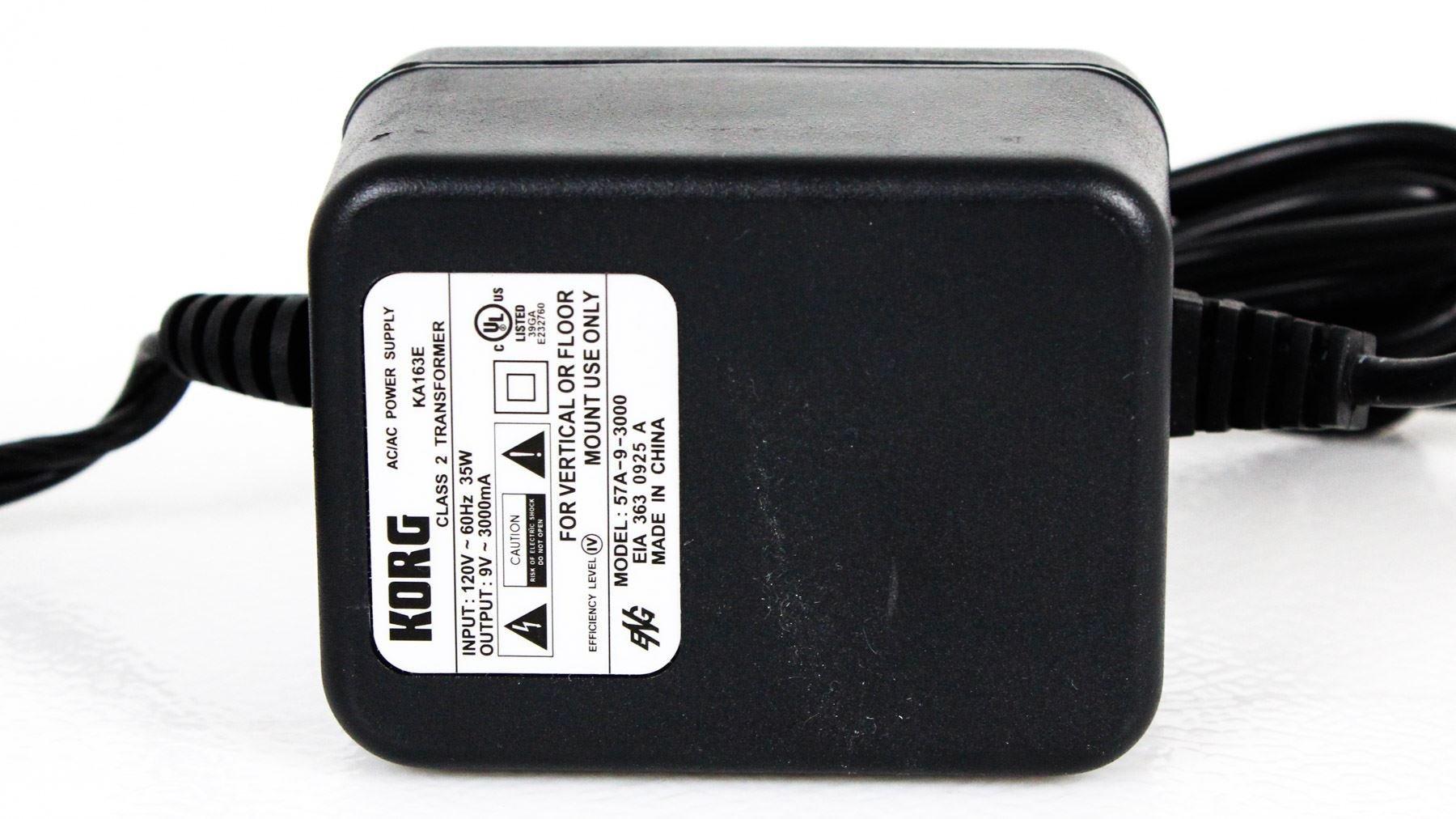 Korg KA163 AC Adaptor