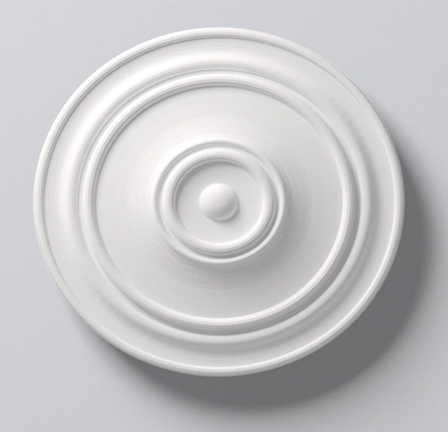 Ceiling Rose Julia Lightweight Resin Mould Not Polystyrene Easy to Fix 56cm Copleys