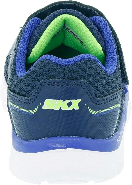 Skechers Childrens Boys Skech-Lite Quick Leap Sneakers