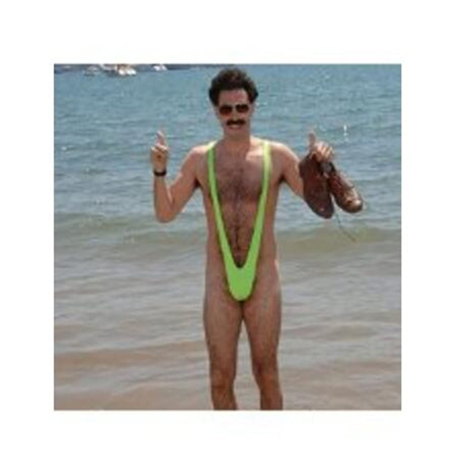 amazon    wiipu borat style mankini swimsuit sling thong underwear teddy bathing swim suit l  clothing amazon    wiipu borat style mankini swimsuit sling thong      rh   amazon