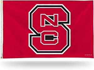 Rico Industries NCAA 3-Foot by 5-Foot Single Sided Banner Flag with Grommets