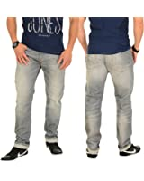 Scotch & Soda Vernon - Platinum Grey - Jeans - Relaxed - Homme