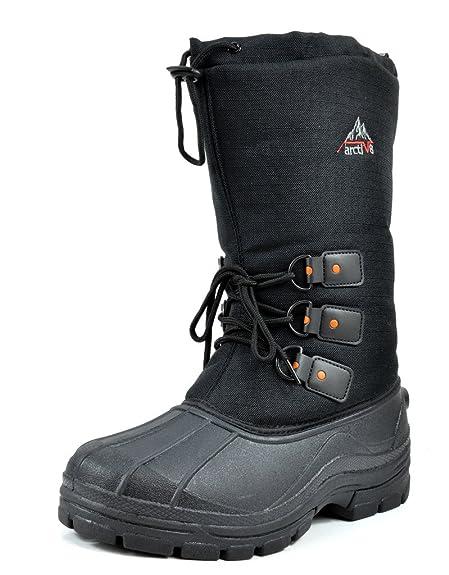 bf4ee9cdb75 Botas perfectas para los hombres que tienen que trabajar en invierno. Estas  son las más vendidas por su característica térmica que aísla el frío.