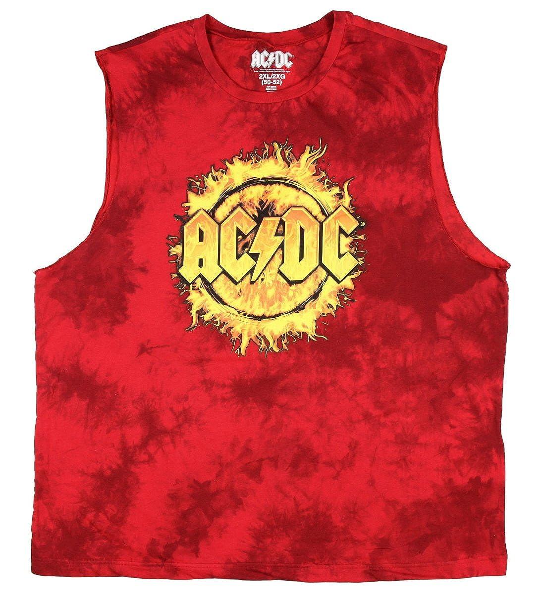 9a3a52c10e2f4f Amazon.com  AC DC Sleeveless Muscle Shirt  Clothing