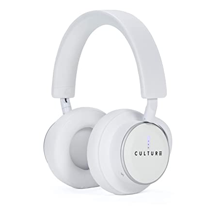 Culture V1 Wireless, Active Noise Canceling Headphones with Auto Pause/Play  Sensors, Swipe Controls, Quick Attention Ambient Mode, and Low Latency