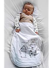 Bebé de Verano Saco de dormir 1 Tog - jirafa, diferentes tamaños, desde el