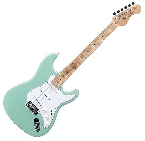 Rocktile Pro st3-tr – Guitarra eléctrica Mint Green