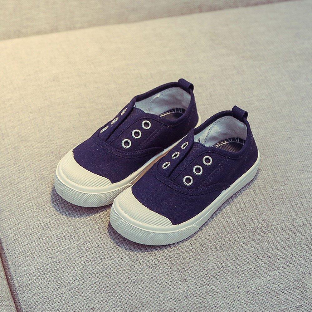 YanHoo Zapatillas de Lona de Color Liso Zapatillas Deportivas Zapatillas Individuales Zapatillas pequeñas Zapatillas Deportivas Zapatillas Deportivas ...