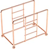 Creative Home Renaissance Copper Plated Napkin Holder, Dispenser