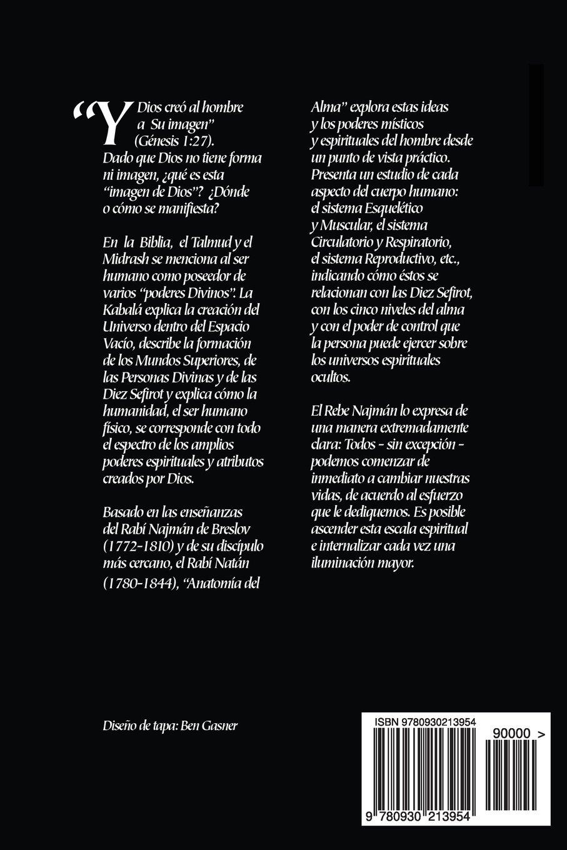 ANATOMIA DEL ALMA (Spanish Edition): Jaim Kramer, Rebe Najmán de ...