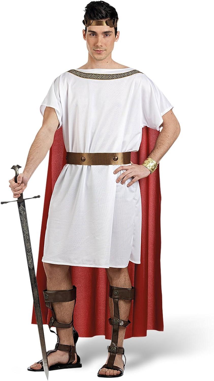 Limit Sport - Disfraz romano de Marcus para adultos, talla M ...