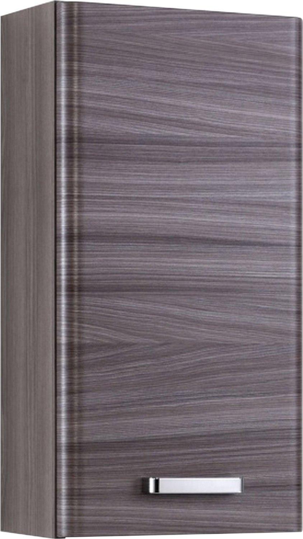 Held Möbel 012.3052 Phoenix Hängeschrank , 1 türig  35  2 Einlegeböden   35  x 69 x 20 cm   eiche-dunkel 042884