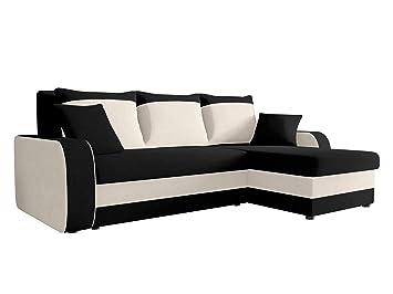 Ecksofa Kristofer Design Eckcouch Couch Mit Schlaffunktion Zwei