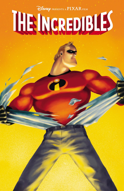 Amazon. Com: disney/pixar the incredibles cinestory comic.