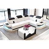 Sofa Dreams Wohnlandschaft Nassau L Form Amazon De Kuche Haushalt