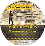 Learn Gunsmithing At Home: 151 Gun Video Tutorials 750 Guides & Manuals 2 DVD Set