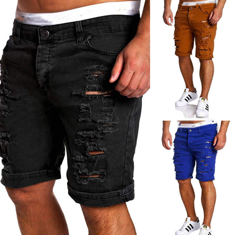 Amazon.com: Kongsta - Pantalones vaqueros para hombre ...