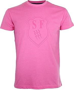 Stade Français Paris SFP-ZA-3038, Camiseta Para Niñas, Rosa (Rose