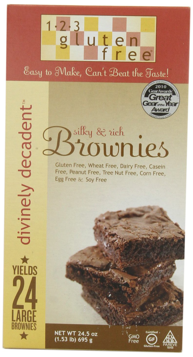 123 gluten free cake mix recipes