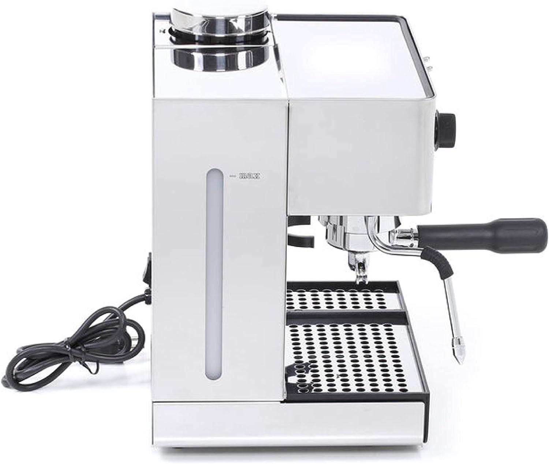 Lelit PL042TEMD Independiente Manual Máquina espresso 2.7L 2tazas Acero inoxidable - Cafetera (Independiente ...