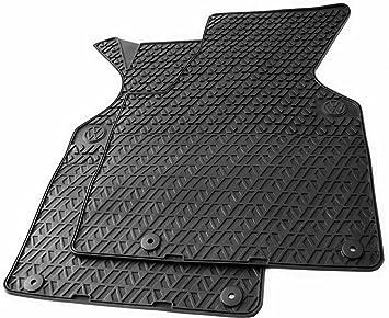 VW Gummifussmatten T4 vorn Gummimatten Gummi Fußmatten Matten 701061501A 041